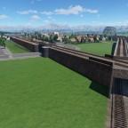 Bahndamm in der Po-Ebene_2