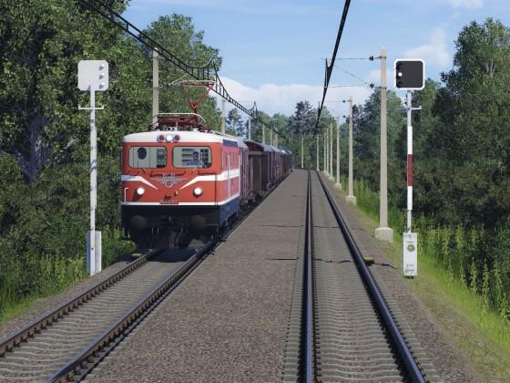 1043 von Wörgl nach Salzburg