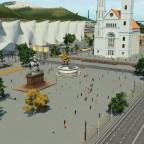 Baruth/Mark - Kirchplatz (WIP)