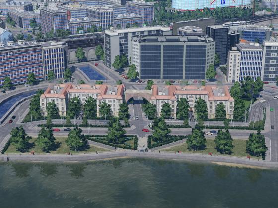 Regierungsviertel