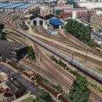 [TpF1] Some kind of U-Bahn depot...