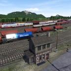 Zusammenstellung der neuen Züge nach dem Rollberg