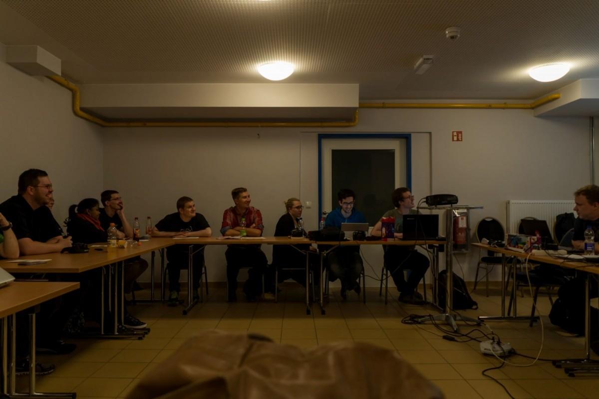 Community Treffen Berlin 2017