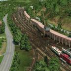 Abstellung und Betriebswerk Kohleabbau Munderkingen