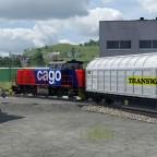 Trainspotting auf dem Strebel Areal