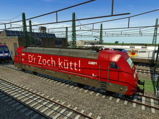 BR101 - D'r Zoch kütt!
