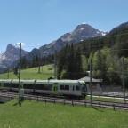 Lötschberger bei Kandersteg