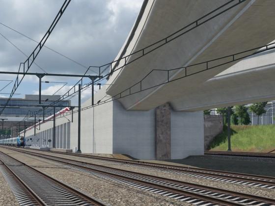 New station