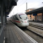 ICE90 von Passau Hbf nach Hamburg-Altona