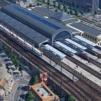 Der Westbahnhof