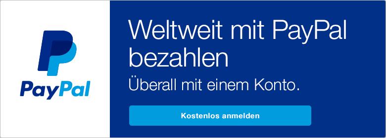 PayPal Werbung