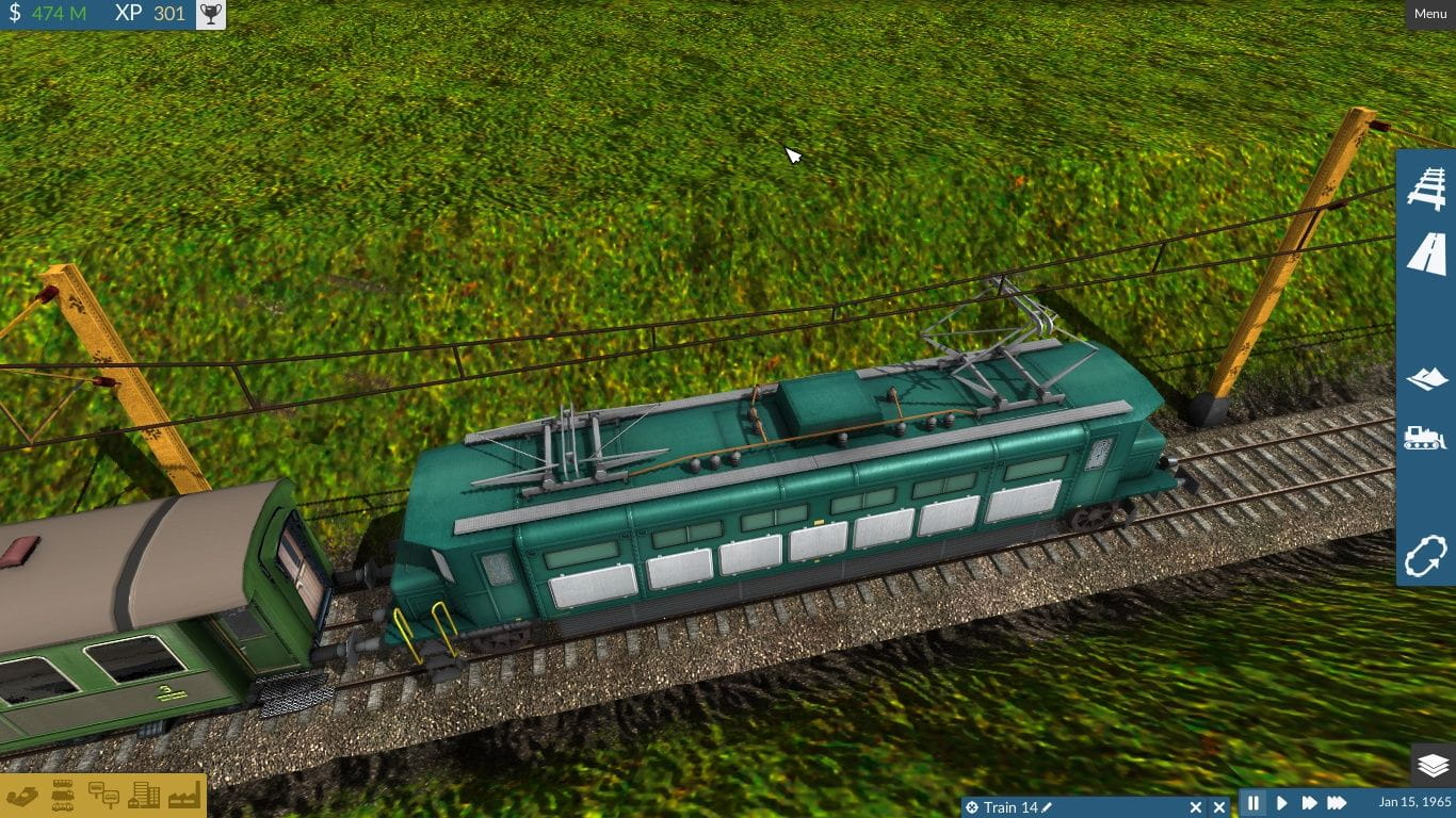 Grapchic mod all trains 1 1 by A100N - Downloads - Train Fever